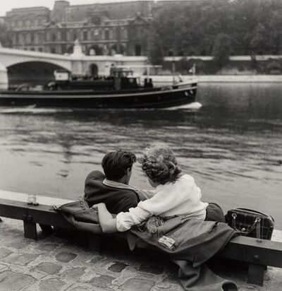 Louis Stettner, 'By the Seine, Paris', 1951