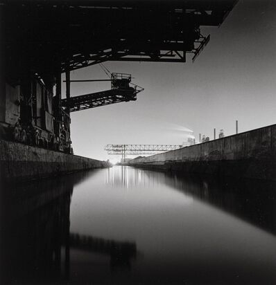 Michael Kenna, 'The Rouge, Study 16, Dearborn, Michigan', 1993