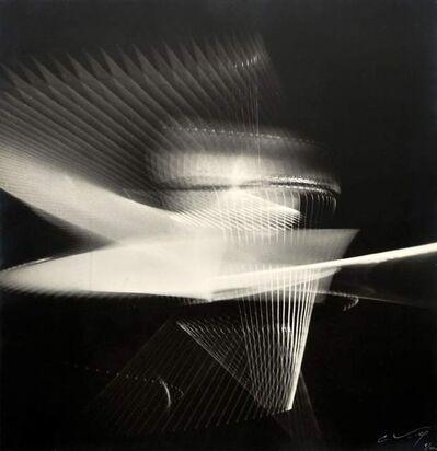 Etienne Bertrand Weill, 'Figure couronnée n°3', ca. 1971
