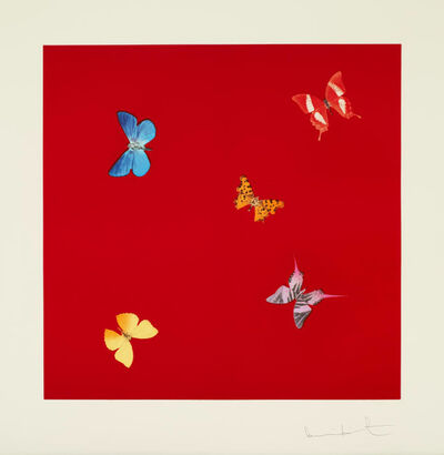 Damien Hirst, 'She Walks In Beauty', 2013