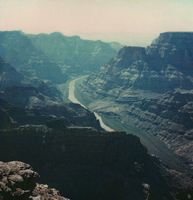 Carmen de Vos, 'Grand Canyon #35 - from the series US Road trip Diary ', 2007