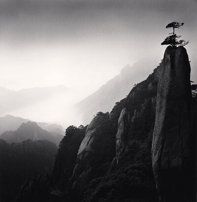 Michael Kenna, 'Huangshan Mountains Study 25, Anhui, China', 2008