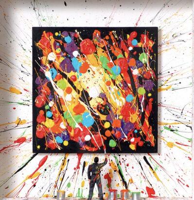 Volker Kühn, 'Splash of Colour ', 2021