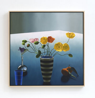 Bruce Cohen, 'Still life with Icelandic Poppies', 2018