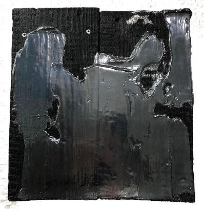 Keisuke Tada, 'trace / wood #73', 2019