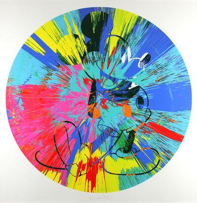 Damien Hirst, 'Beautiful Mickey', 2012