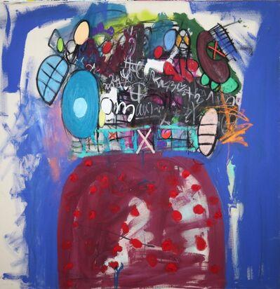 Taher Jaoui, 'A red owl', 2021