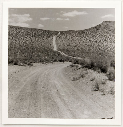 Robert Kinmont, 'My Favorite Dirt Roads ', 1969/2008