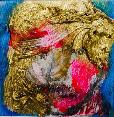 """Nelson Figueroa, '""""Study for Rembrandt's Portrait""""', 2015"""