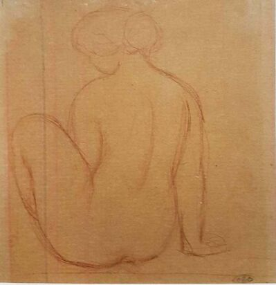 Aristide Maillol, 'Nude Woman', 20th Century
