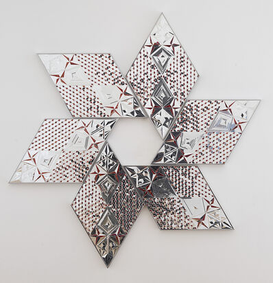 Monir Farmanfarmaian, 'Untitled (Convertible Series)', 2016