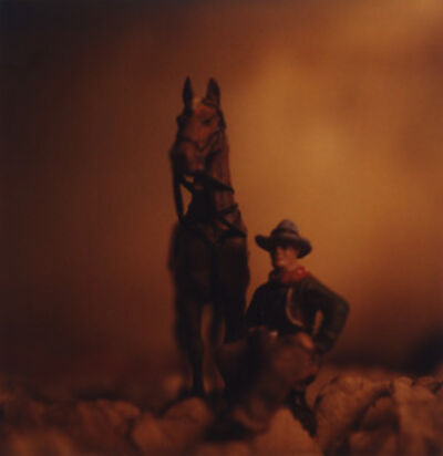 David Levinthal, 'Wild West WW-SX-70-49', 2009