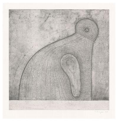 Martin Puryear, 'Untitled (State 1)', 2016