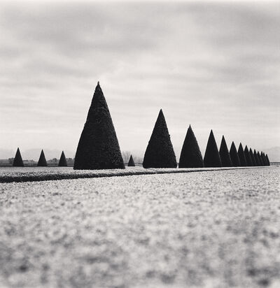 Michael Kenna, 'EIGHTEEN HEDGES, VERSAILLES, FRANCE, 1998', 1998