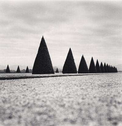 Michael Kenna, 'EIGHTEEN HEDGES, VERSAILLES, FRANCE, 1998', 1998