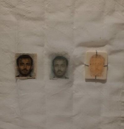 Jesse Krimes, 'Terror Card I', 2009
