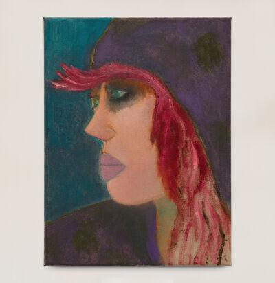 Kasper Sonne, 'Red Hair', 2021