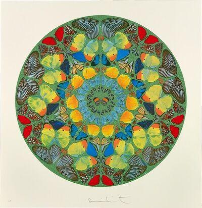 Damien Hirst, 'Psalm - Usque quo, Domine DIAMOND DUST', 2010