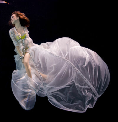 Howard Schatz, 'Underwater Study #3223'