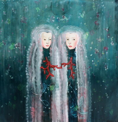 Anne Siems, 'Two Coral', 2017
