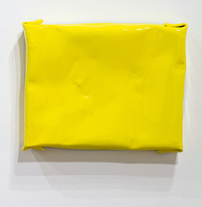 Tim Ebner, 'Untitled (yellow)', 2018