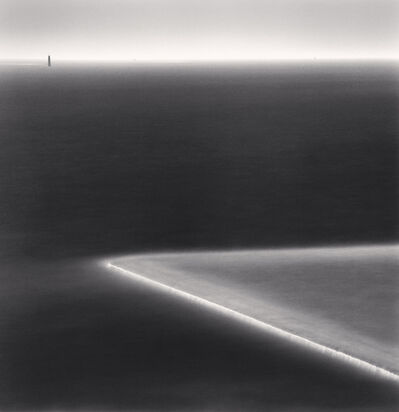 Michael Kenna, 'Pool Outline, St Malo, Brittany, France,', 2003
