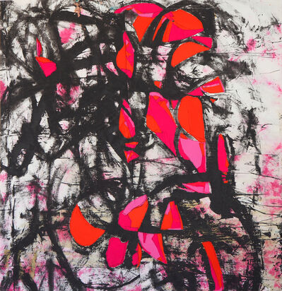 Heather Bause, 'Pink Rabbit', 2019