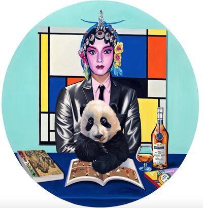 Tamen 他们, 'Twelve Beauties of Jinling no. 4', 2009