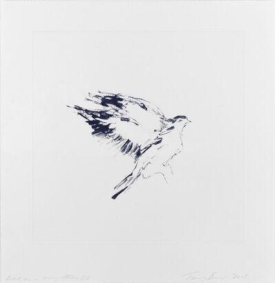 Tracey Emin, 'Bird on a wing', 2018