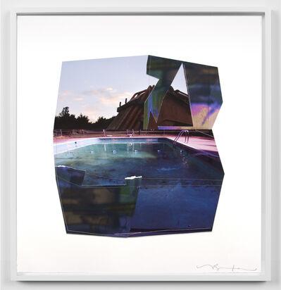 Jude Broughan, 'Full Moon (Pool IV, Coromandel Campsite) ', 2020