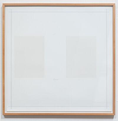 Robert Ryman, 'Untitled, from On the Bowery portfolio', 1969