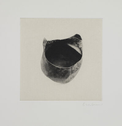 Rachel Whiteread, 'Untitled 03 from 12 Objects, 12 Etchings', 2010
