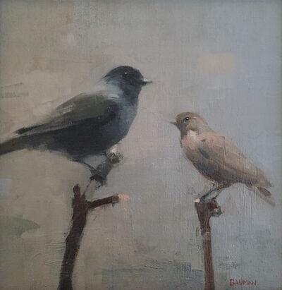 Stephen Bauman, 'Two Birds', 2016