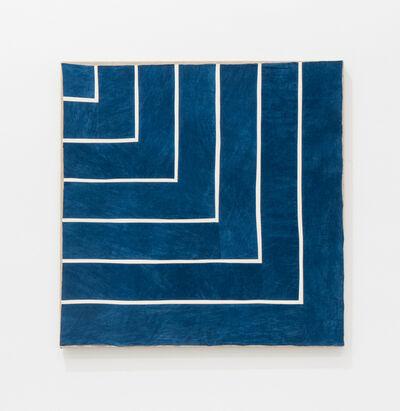 Yto Barrada, 'Untitled (After Stella, Asilah, I)', 2018