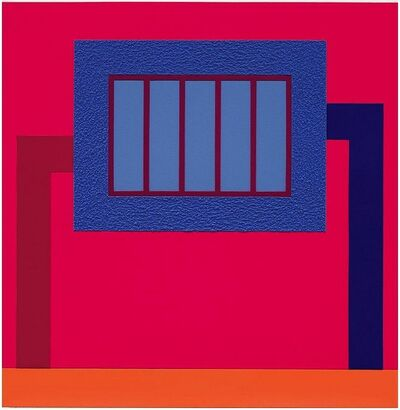 Peter Halley, 'Reign', 2013