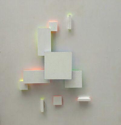 Luis Tomasello, 'Atmosphere Chromoplastique', 2011
