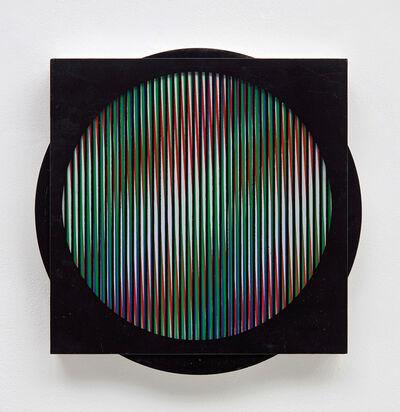 Carlos Cruz-Diez, 'Chromointerférence manipulable', 1989