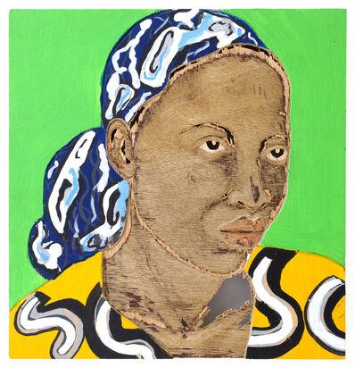 Aimé Mpane, 'XIX', 2014-2019
