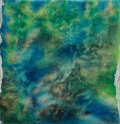 Mediha TING, 'Emerald Drift', 2017