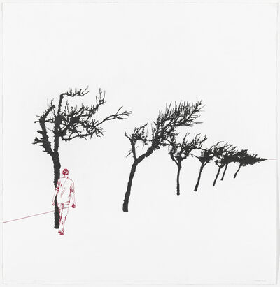 Brigitte Waldach, 'Ariadne', 2015