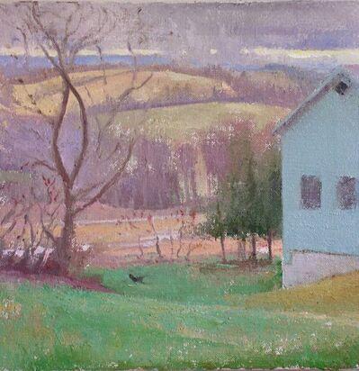 Langdon Quin, 'January Thaw', 2012