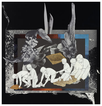 Michael Robinson, 'Dim All The Lights', 2015