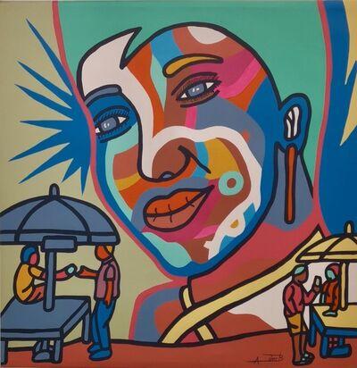 Ajarb Bernard Ategwa, 'Untitled', 2016