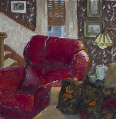 Nancy Campbell, 'Red Chair', 2020
