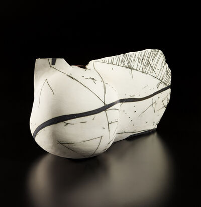 Gordon Baldwin, 'White Winged Vessel', 1984