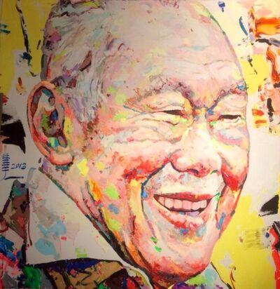 Ren Zhenyu, ' Lee Kuan Yew'