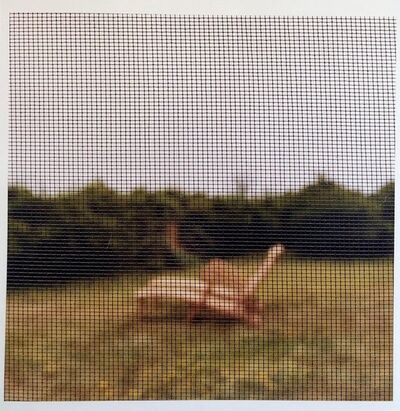 Peter C. Jones, 'Mid Summer Memory, Large Format Photo 24X20 Color Photograph Beach House RI', 2000-2009