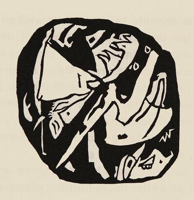 Wassily Kandinsky, 'Improvisation 22 - Variante I', 1911