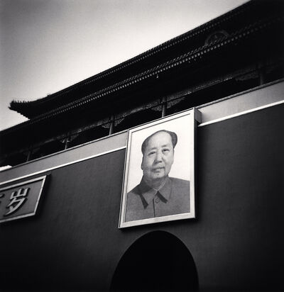 Michael Kenna, 'Mao Zedong Portrait, Forbidden City, Beijing, China', 2011