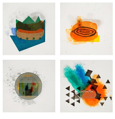 Richard Tuttle, 'Lable #13-16', 2004-2005